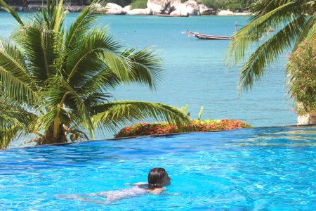 Swimming Pool Beach Zone